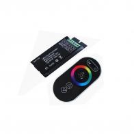 PD016822 (STEROWNIK DO TAŚM DIODOWYCH LED RGB DOTYKOWY (RF) 18A)