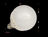 ŻARÓWKA LED NEXTEC  KULA G120  E27 18W 1521lm 230V, Biały Ciepły